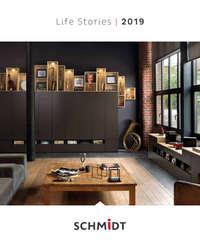 Catalogo SCHMIDT Muebles de hogar 2019