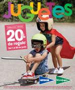 Ofertas de El Corte Inglés, Juguetes  - Operación Verano