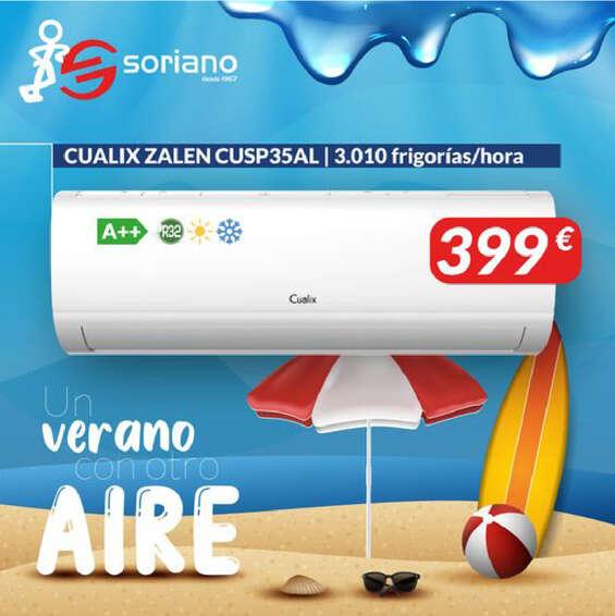 Ofertas de Bricolaje Soriano, Un verano con aire