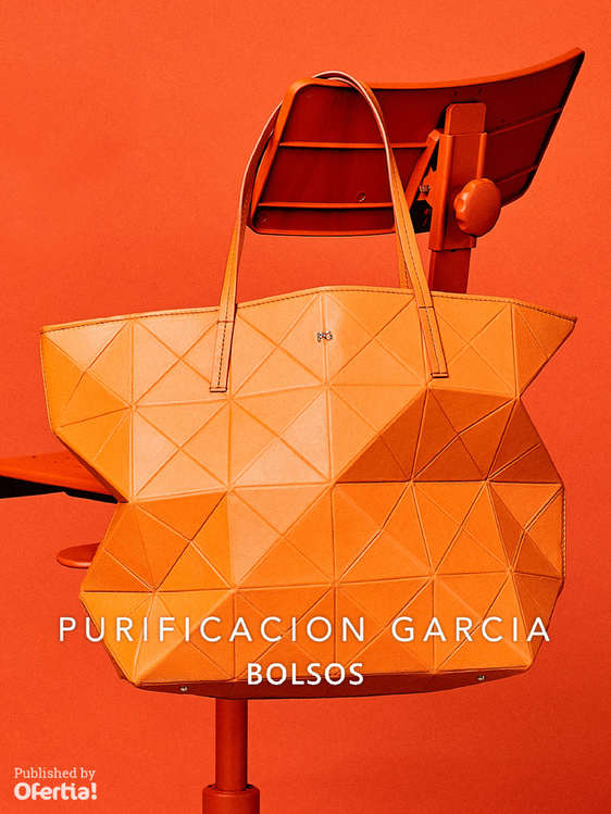 Ofertas de Purificación García, Bolsos
