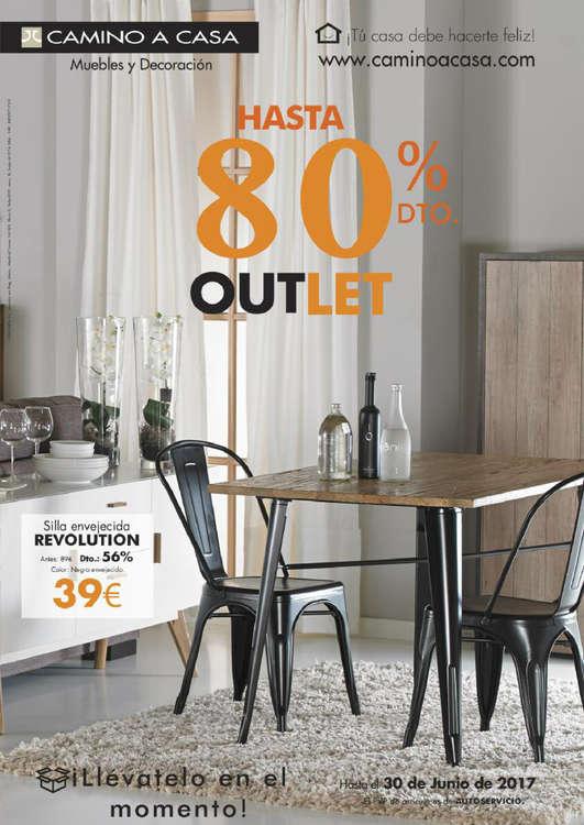 Ofertas de Camino A Casa, Outlet hasta 80%
