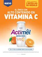 Ofertas de Danone, El único con alto contenido en Vitamina C