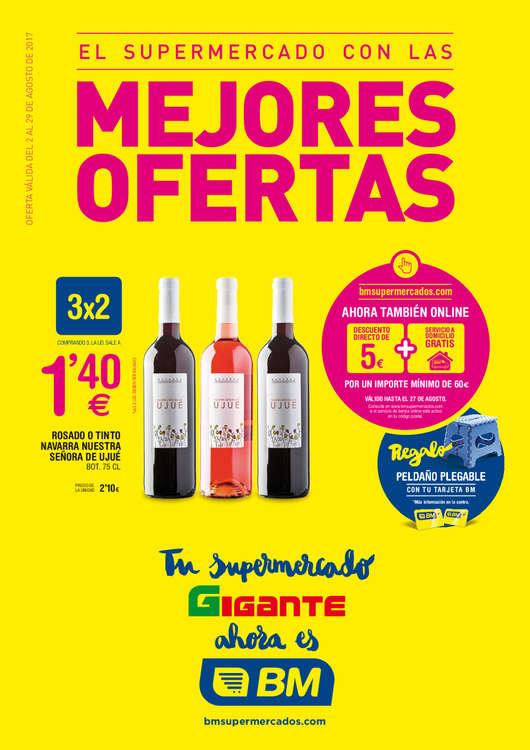 Ofertas de BM Supermercados, El supermercado con las mejores ofertas