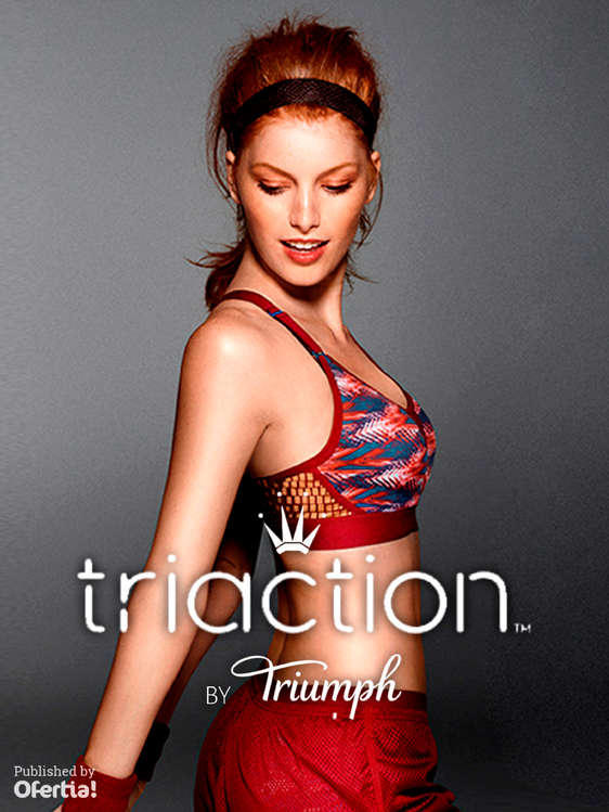 Ofertas de Triumph, Triaction by Triumph