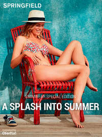 A splash into summer