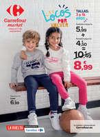 Ofertas de Carrefour Market, Locos por volver