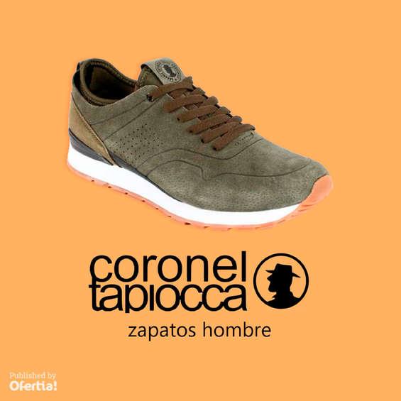 Ofertas de Coronel Tapiocca, Zapatos Hombre