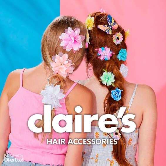 Ofertas de Claire's, Hair Accessories