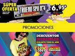 Ofertas de La Traca, Promociones La Traca