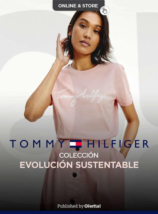 Ofertas de Tommy Hilfiger, Evolución sustentable