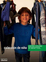 Ofertas de United Colors Of Benetton, Colección Niño