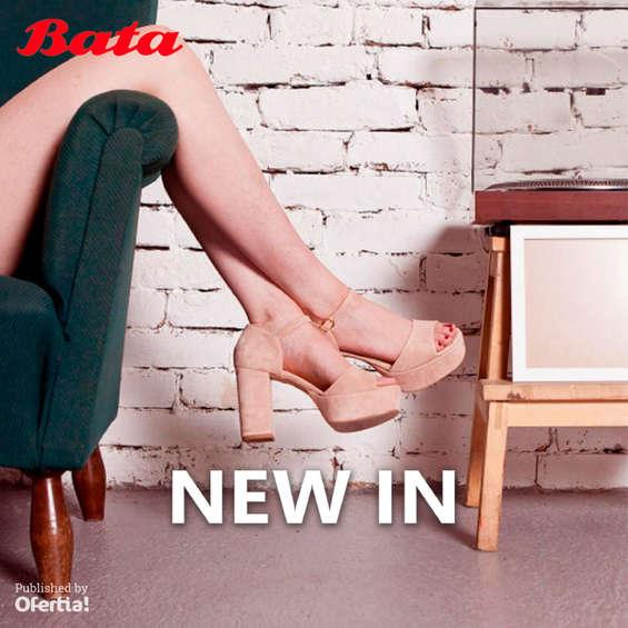 Ofertas de Bata, New In