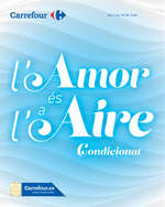 Ofertas de Carrefour, L'amor és a l'aire condicionat