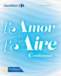 L'amor és a l'aire condicionat