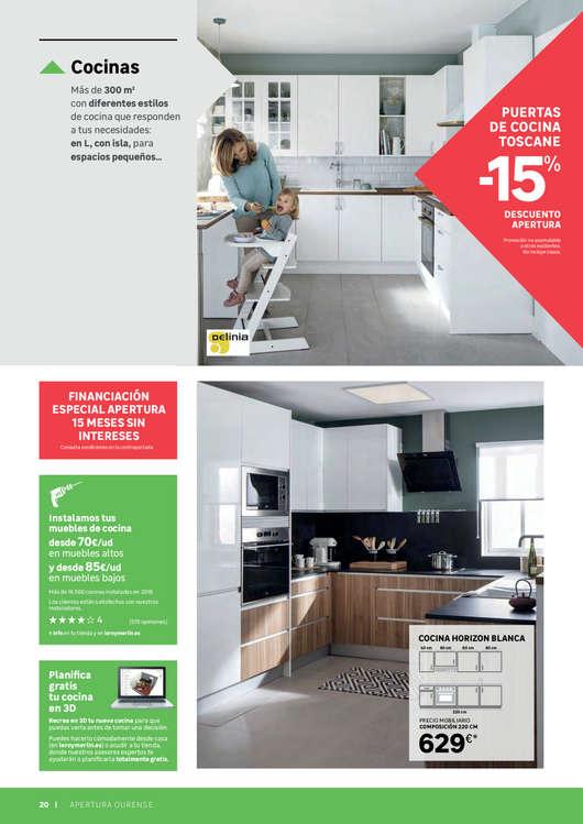 Comprar Muebles de cocina barato en Allariz - Ofertia