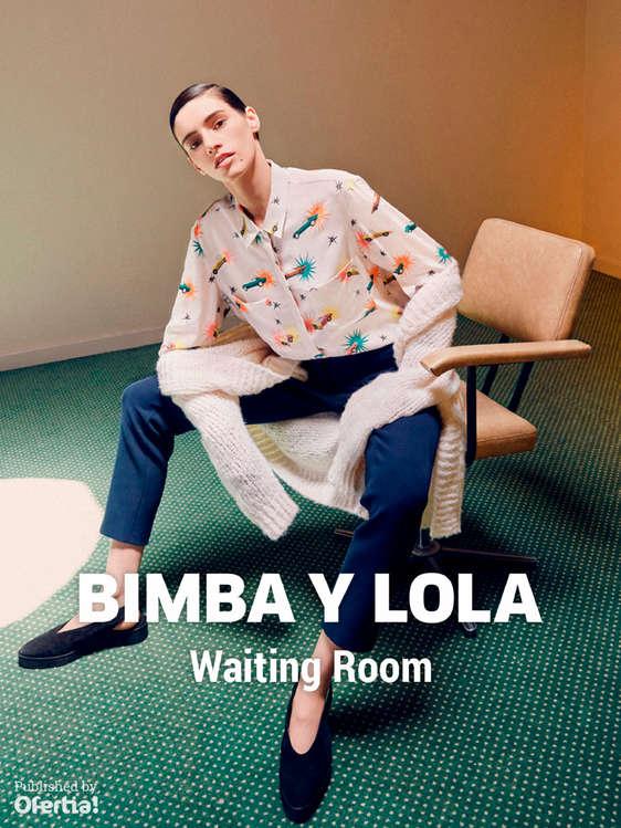 Ofertas de Bimba & Lola, Waiting Room