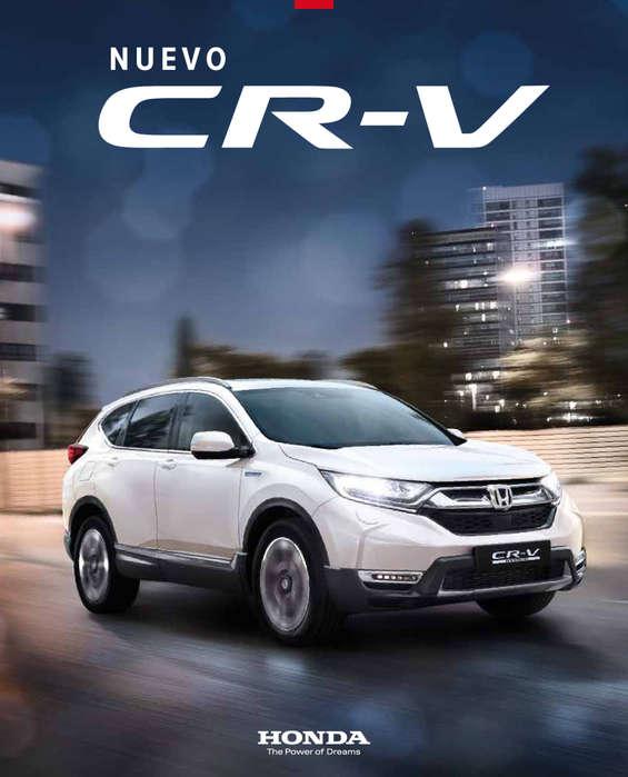 Ofertas de Honda, Nuevo CR-V