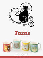 Ofertas de A Loja Do Gato Preto, Tazas
