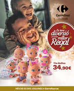 Ofertas de Carrefour, La teva diversió el nostre millor regal