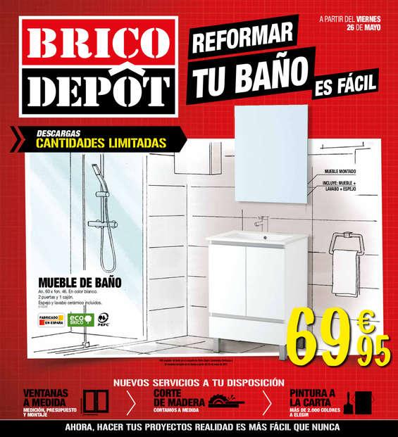 Bricodepot ofertas cat logo y folletos ofertia - Pintura para azulejos bricodepot ...