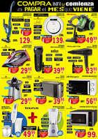 Ofertas de Kyoto Electrodomésticos, Plan Renove. Vuelta al cole