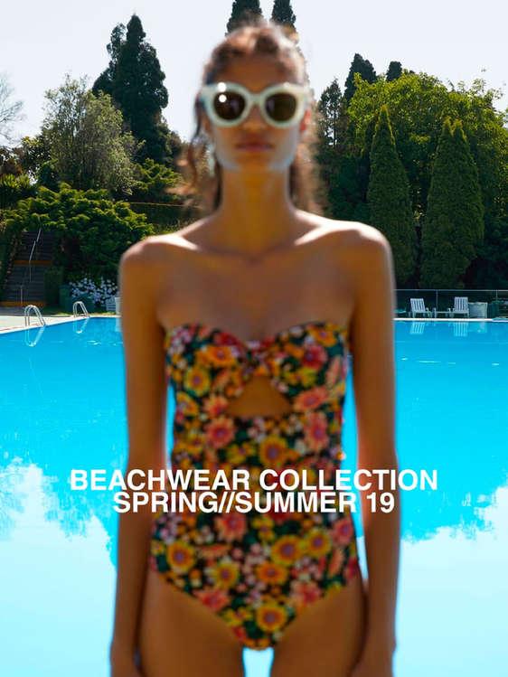 Ofertas de ZARA, Beachwear Collection