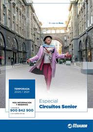 Especial circuitos senior