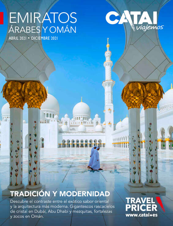 Ofertas de Catai, Emiratos árabes y Omán 2021