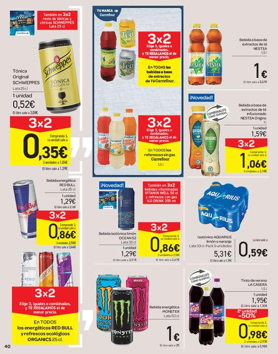 60f2d430aa9 Ofertas de Carrefour, 3x2 5.000 produktutan baino gehiagotan