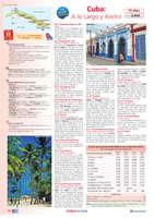 Ofertas de Linea Tours, Cuba 2017/18