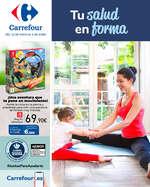 Ofertas de Carrefour, Tu salud en forma