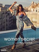 Ofertas de Women'Secret, Satin & Lace Nights