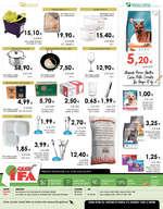 Ofertas de Cash Ifa, Especial tiendas