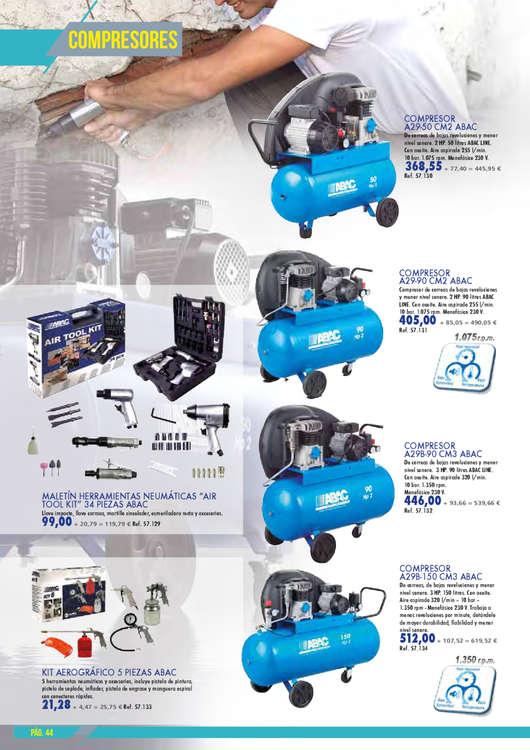 Comprar compresor de aire barato en valencia ofertia for Bauhaus valencia horario