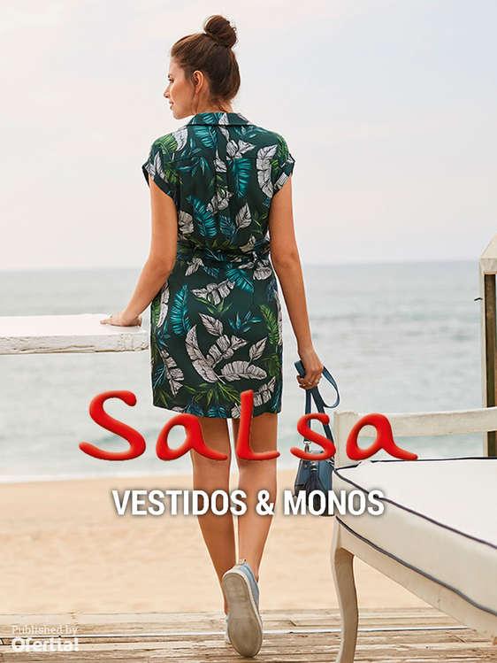 Ofertas de Salsa Jeans, Vestidos & Monos