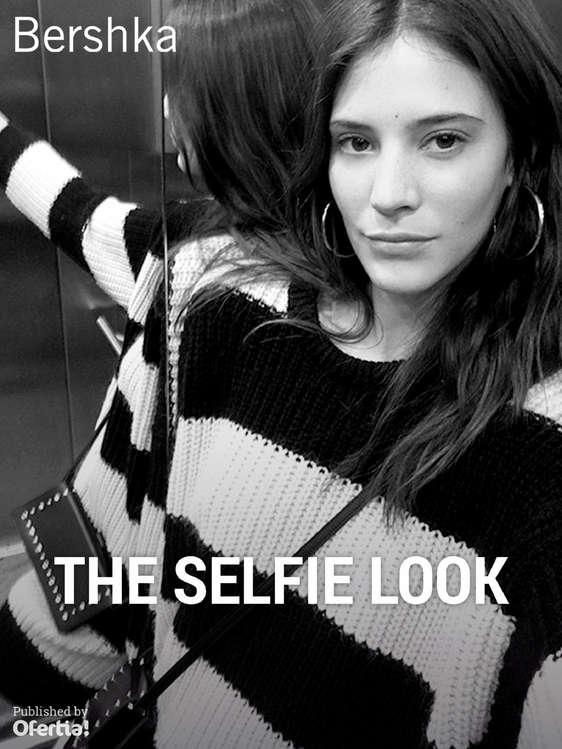 Ofertas de Bershka, The selfie look