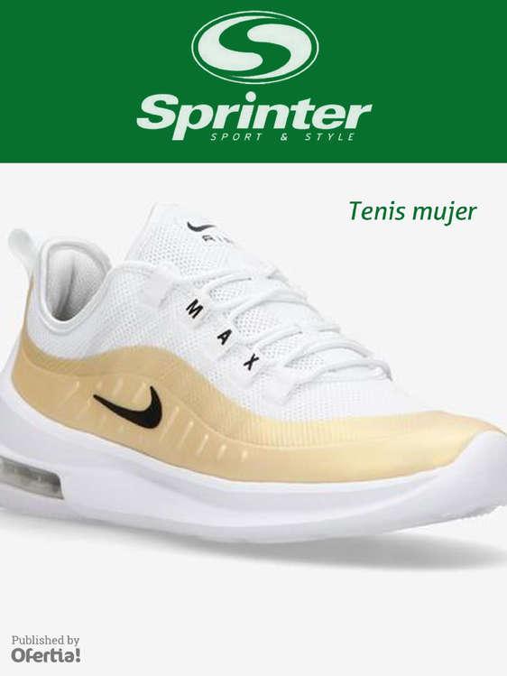 Ofertas de Sprinter, Tenis mujer