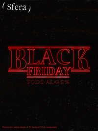Black Friday. Todo al -20%