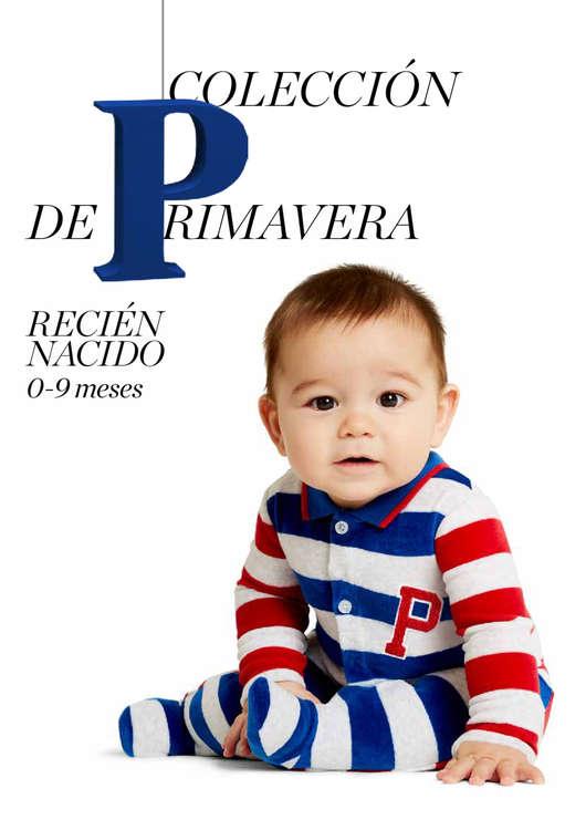 Ofertas de Prenatal, Colección de Primavera