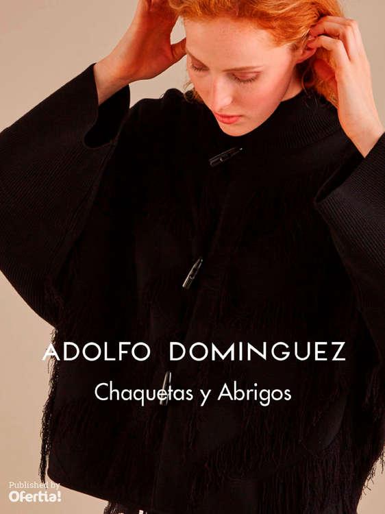 Ofertas de Adolfo Domínguez, Chaquetas y Abrigos