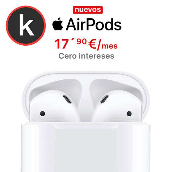 Ofertas de K-Tuin, AirPods