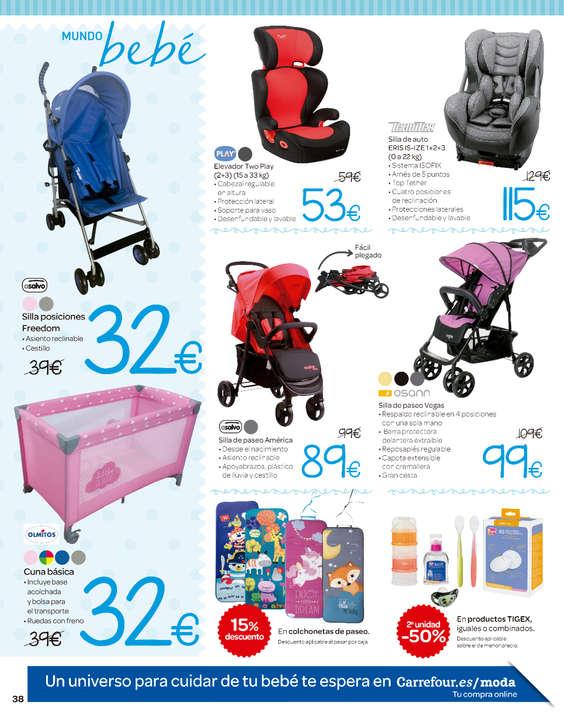 Comprar Muebles y complementos bebé barato en Los Barrios - Ofertia