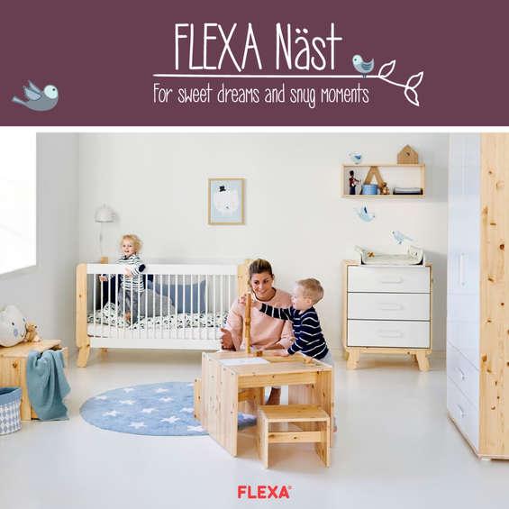 Flexa ofertas cat logo y folletos ofertia for Muebles camino a casa catalogo
