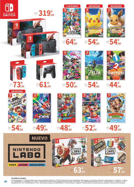 Comprar Juegos Nintendo Switch Barato En Soria Ofertia