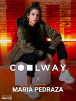 Ofertas de Coolway, Coolway x María Pedraza