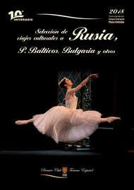 Selección de viajes culturales a Rusia