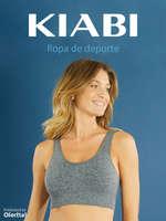Ofertas de Kiabi, Ropa de deporte