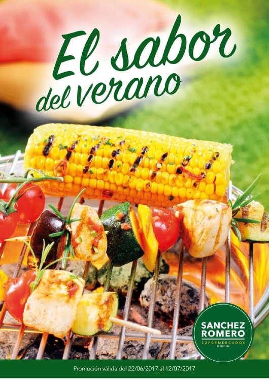 Ofertas de Supermercados Sánchez Romero, El sabor del verano