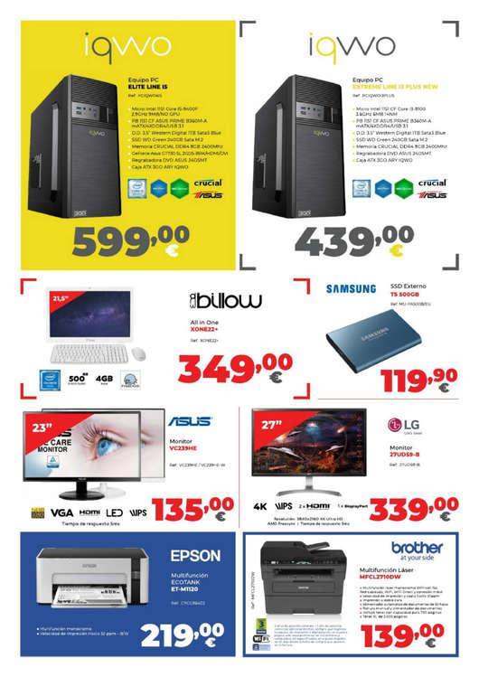 Ofertas de Computer Store, Precios fresh