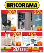 Ofertas de Bricorama, Ofertas del mes